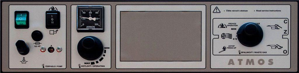 Panel kotła SP