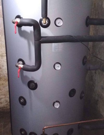Zbiornik akumulacyjny AHR800