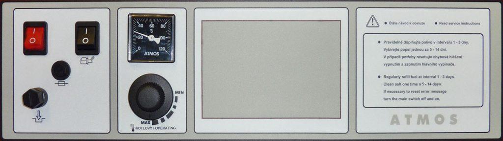 Panel kotła