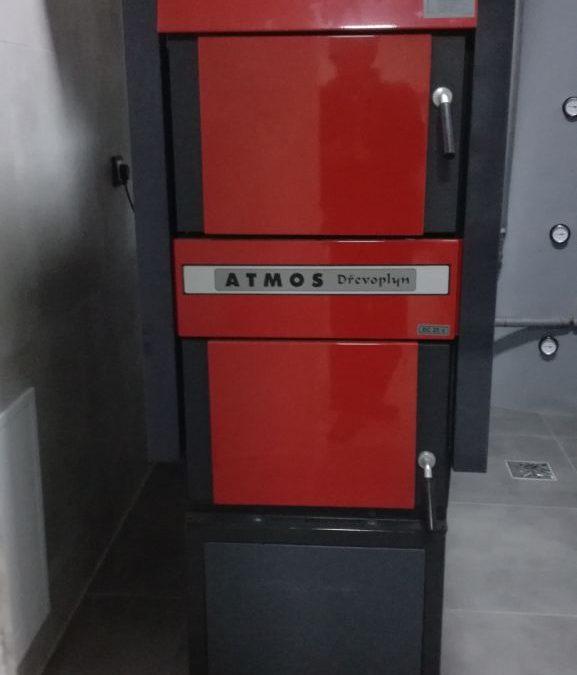 Realizacja kotłowni – kocioł Atmos DC25S – koszty eksploatacji